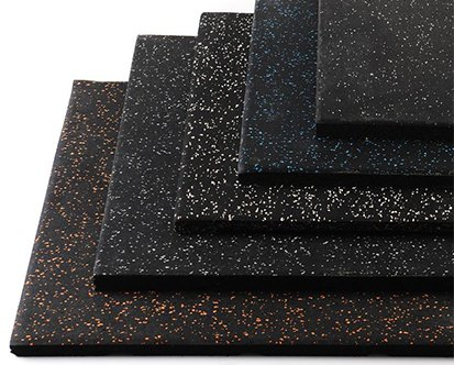 Sbr Rubber Tile Epdm Sports Flooring India